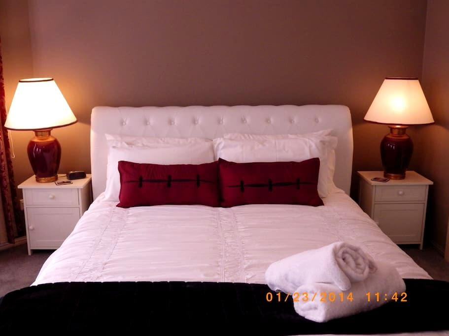 Amber Lodge Bed and Breakfast - Eagle Heights - Bed & Breakfast