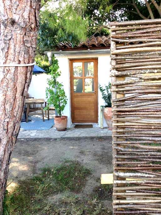 Studio charmant avec jardin - Montpellier - Appartement