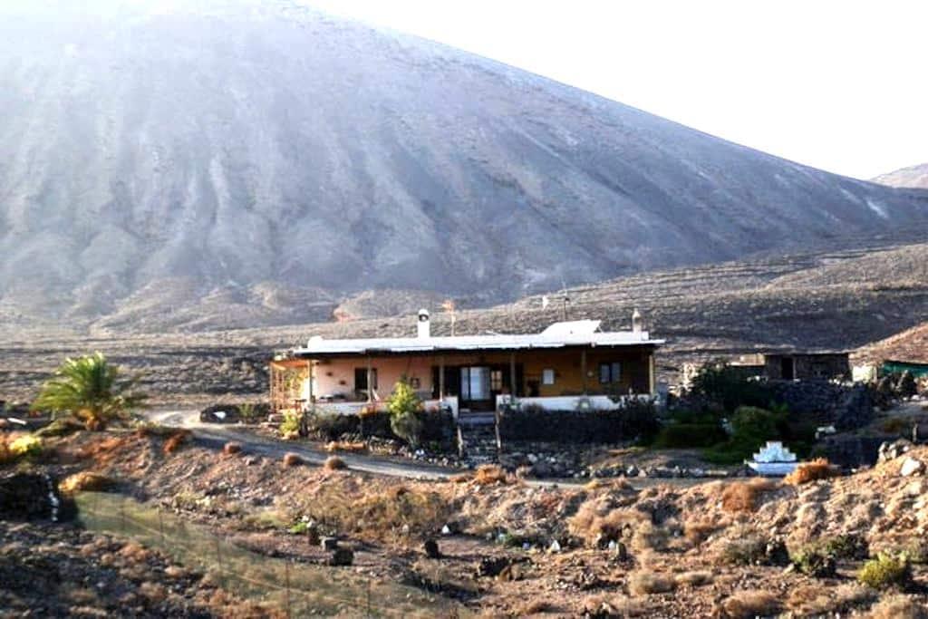 Casa Rural La Pitaya - Guatiza - 아파트(콘도미니엄)