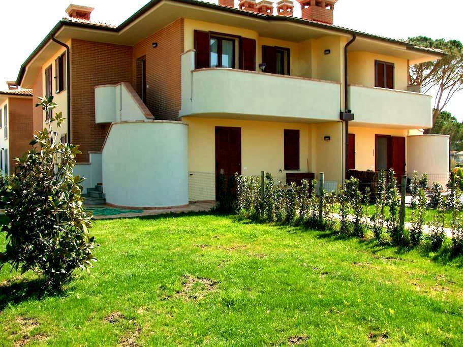 Appartamento con terrazza - Marina di Castagneto Carducci - Apartment