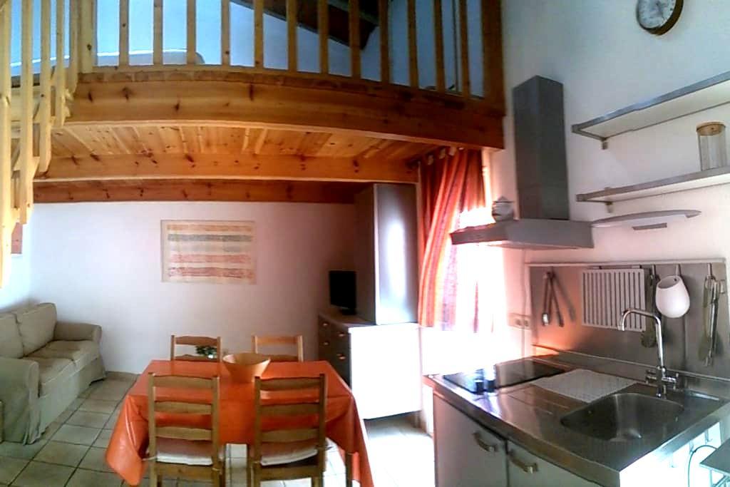 Apartament a 5 minuts de la platja - Sant Pere Pescador