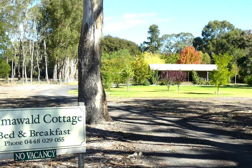 Camawald Cottage B&B, Coonawarra - Penola - Coonawarra - Huis
