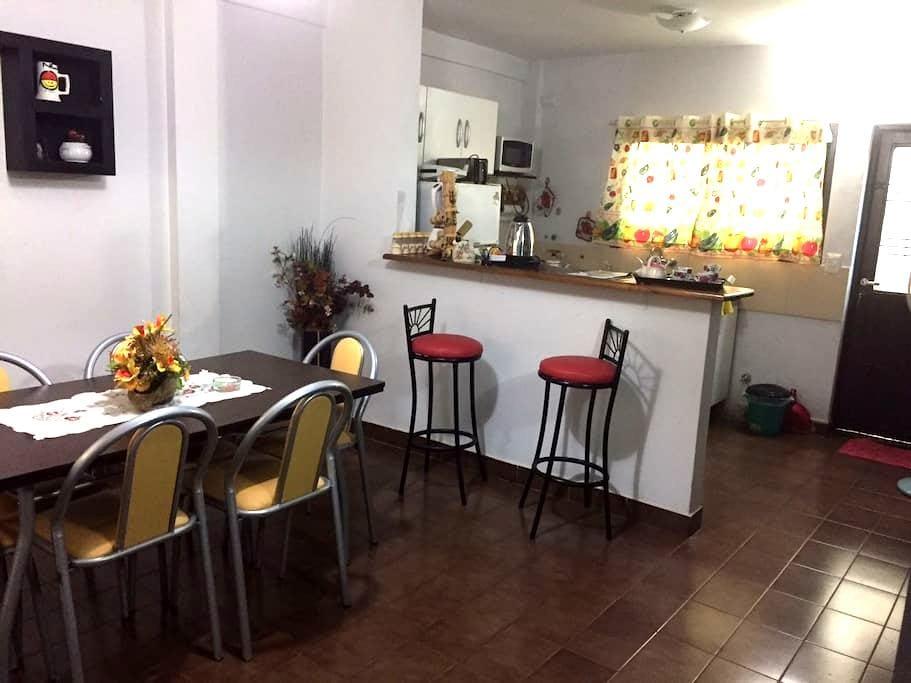 Departamento con exelente ubicacion - Puerto Iguazú - Apartemen