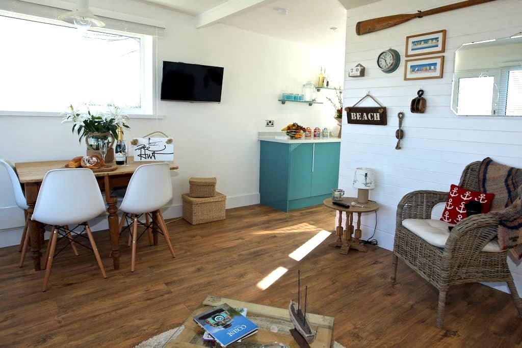 Stylish countryside chalet in Devon - South Hams District - Bungalo