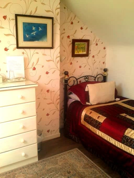 Rossa B&B City Center . Room. 6. - Galway - Bed & Breakfast