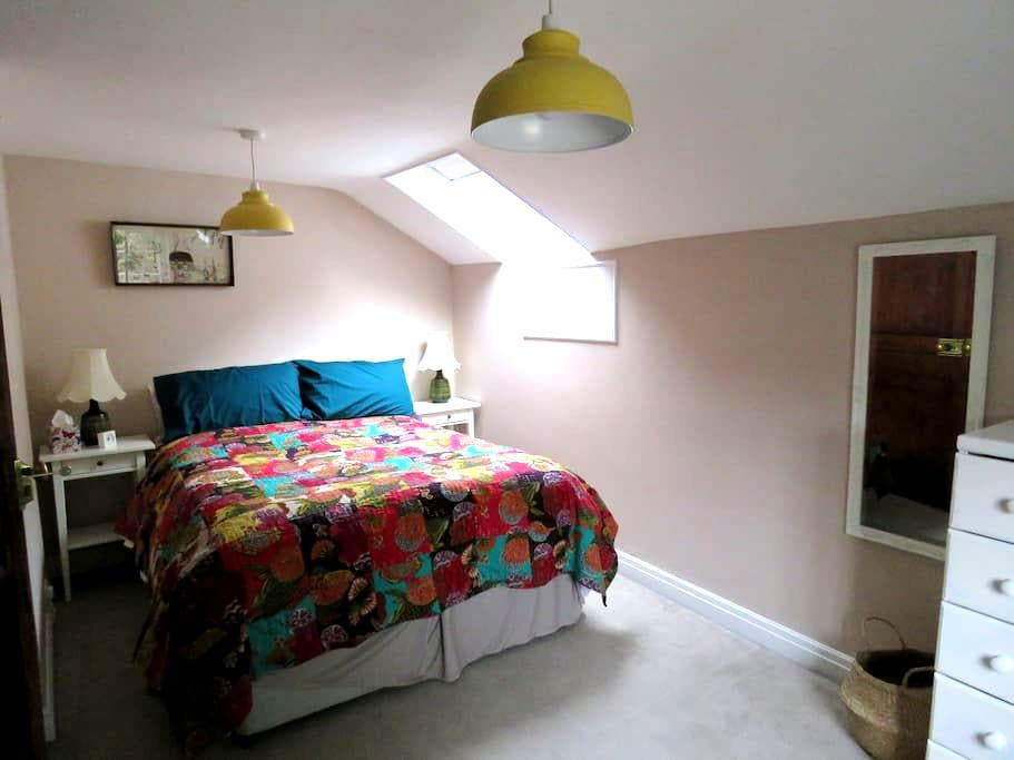 Double room in Charming Georgian townhouse - Scarborough - Penzion (B&B)