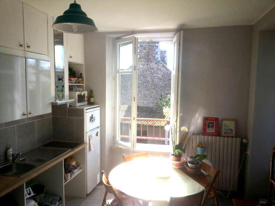 Confortable 2 pièces - Baie du Mt St Michel - Saint-James - Apartmen