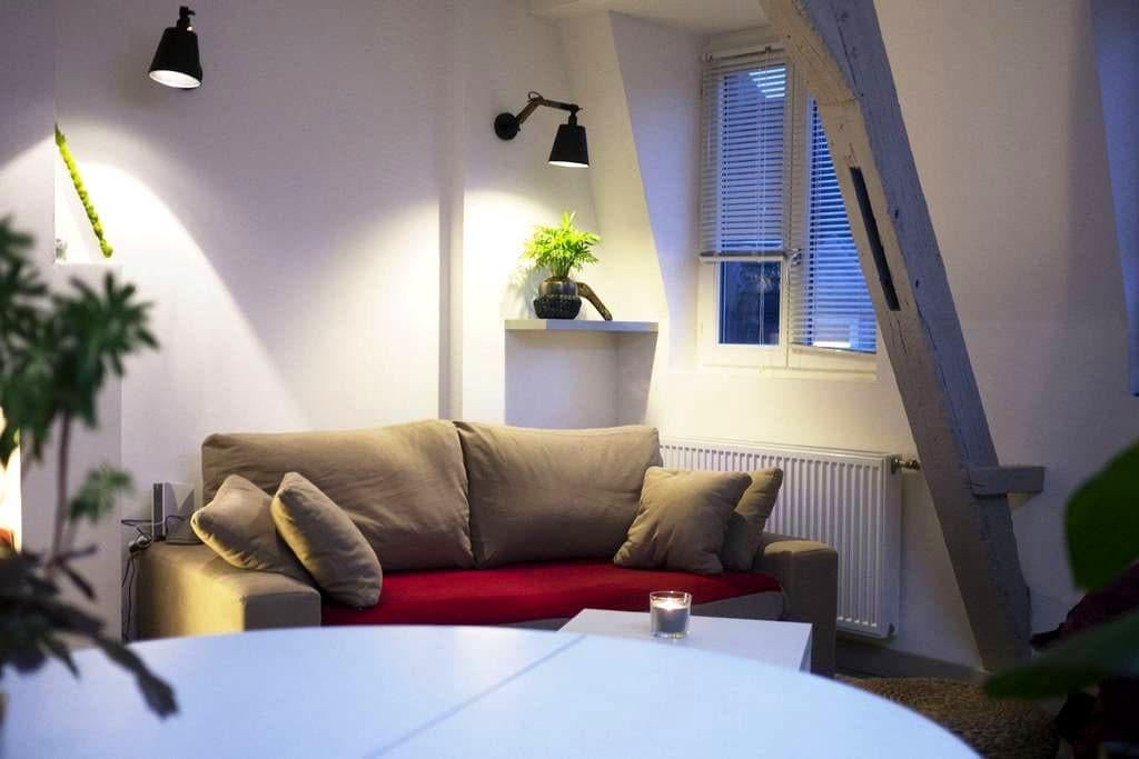 Charmant T2 en cœur de ville - Valenciennes - Apartament