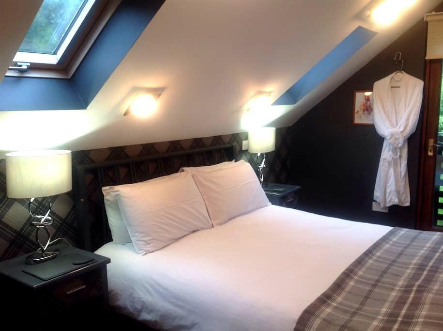 Bed & Breakfast in Balquhidder. - Balquhidder