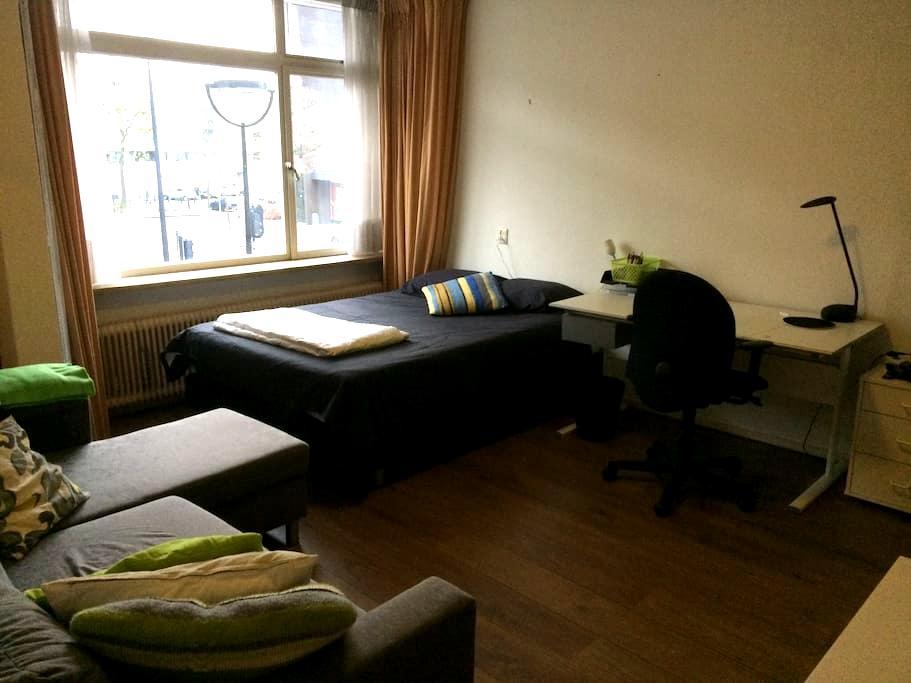 Tilburg City Center: Cosy & Comfortable room! - Tilburg - Pis