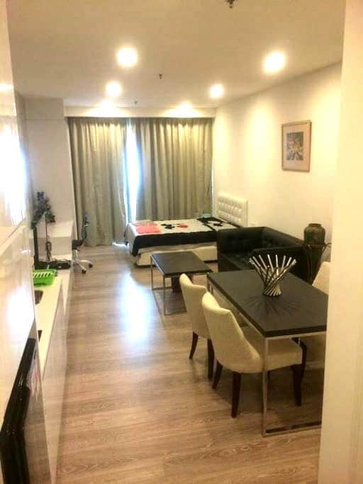 KL city center New Deluxe Invito Hotel Suite - Kuala Lumpur - Társasház