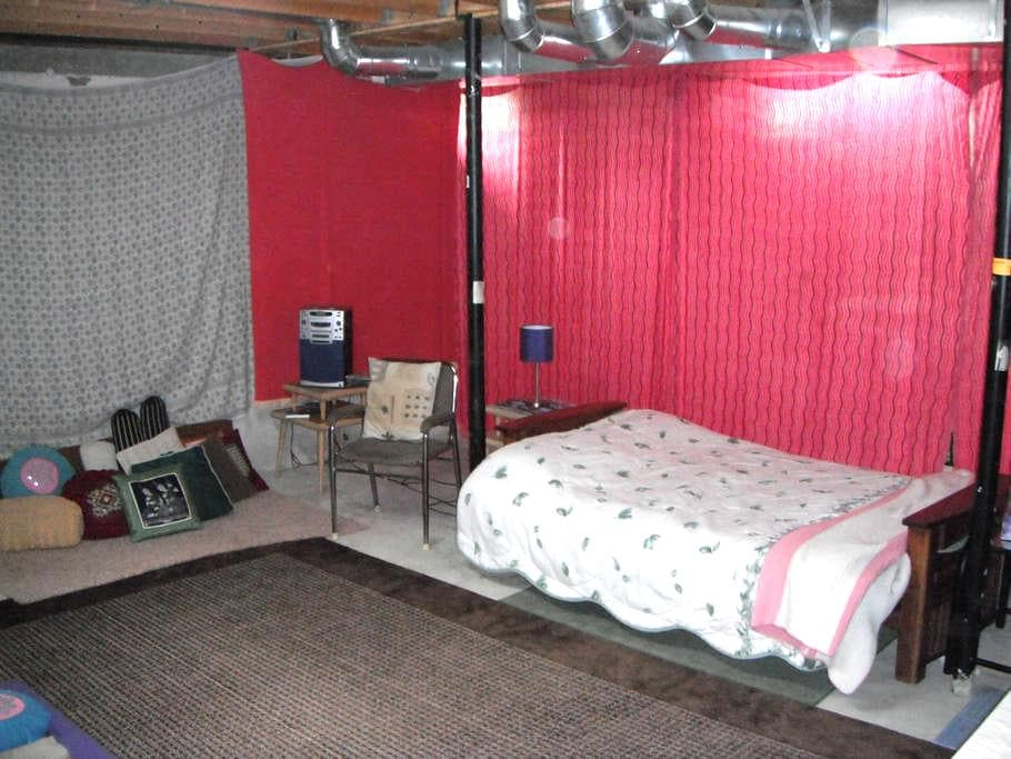 Quiet, Carpeted Basement - Columbiaville