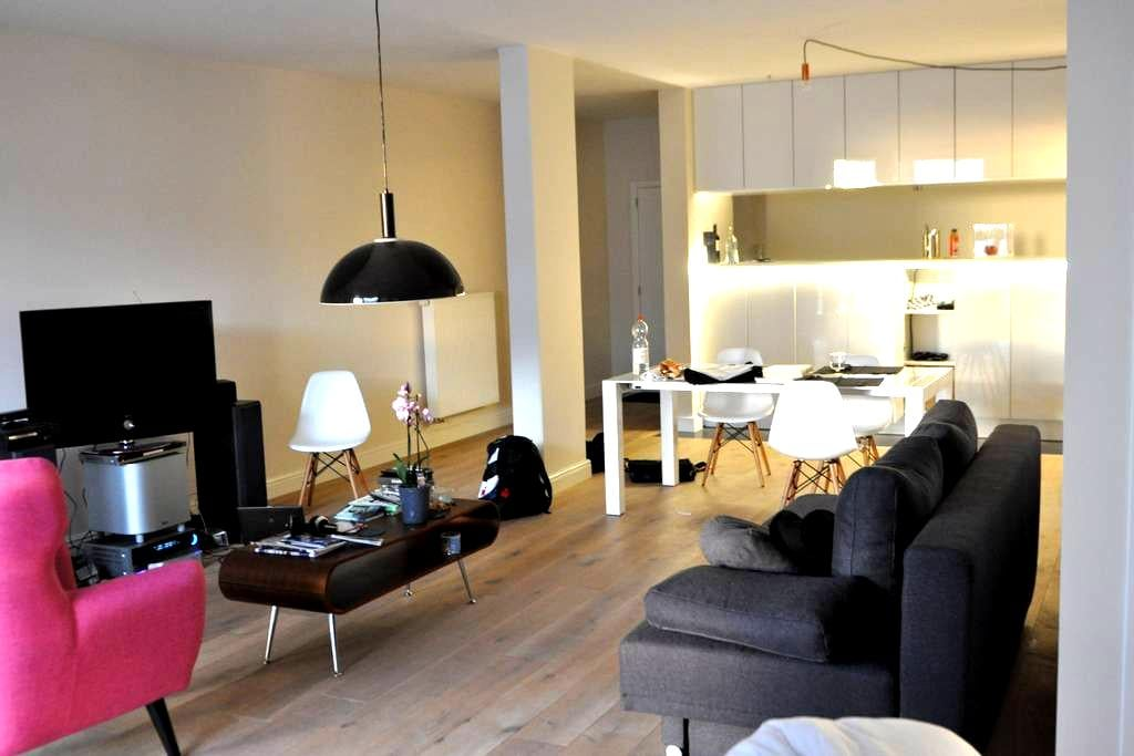 new very bright studio in the centre of Antwerp - Antwerpen - Condominio