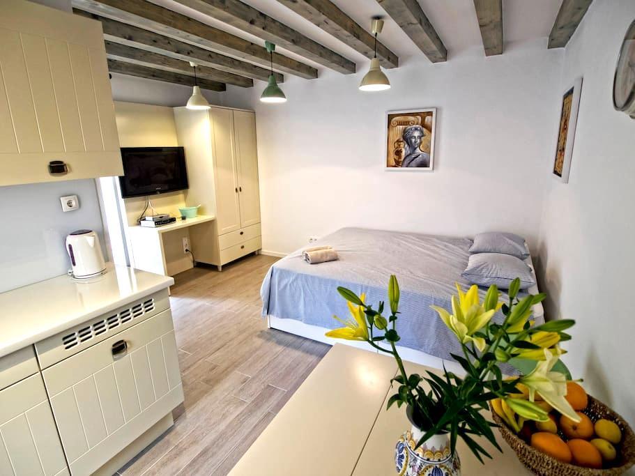 Anja studio apartment - Šibenik - Apartemen