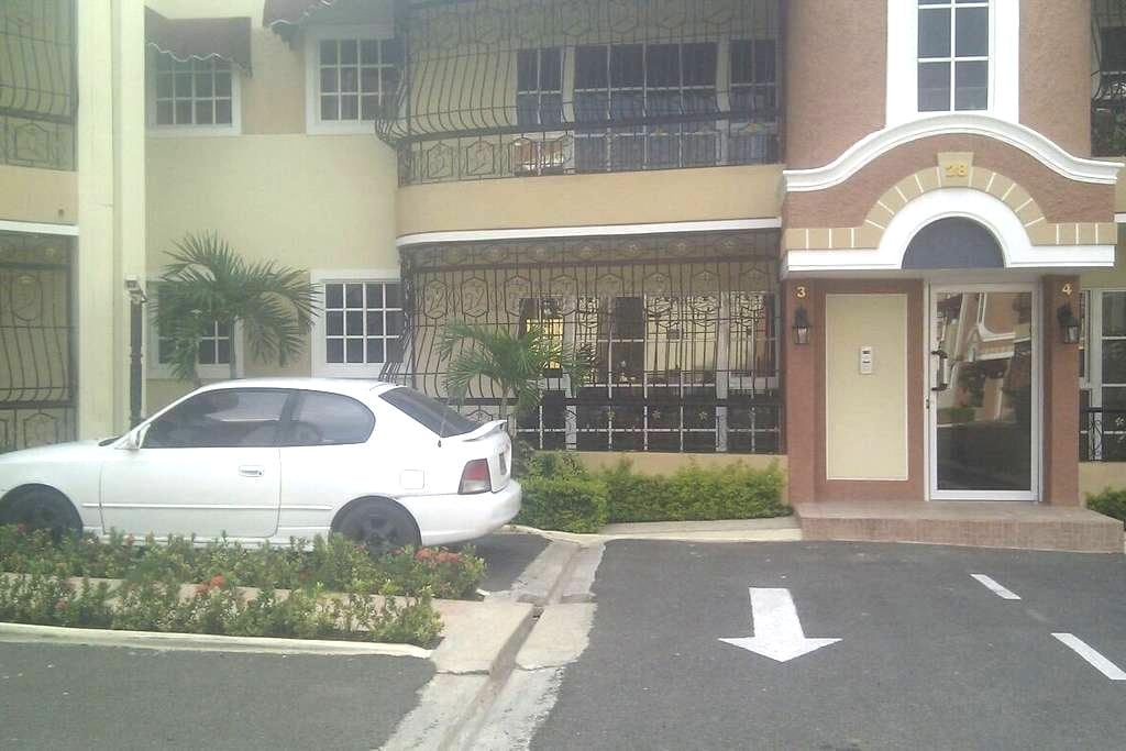 Habitacion con piscina y gimnasio - Santiago de los Caballeros - 公寓