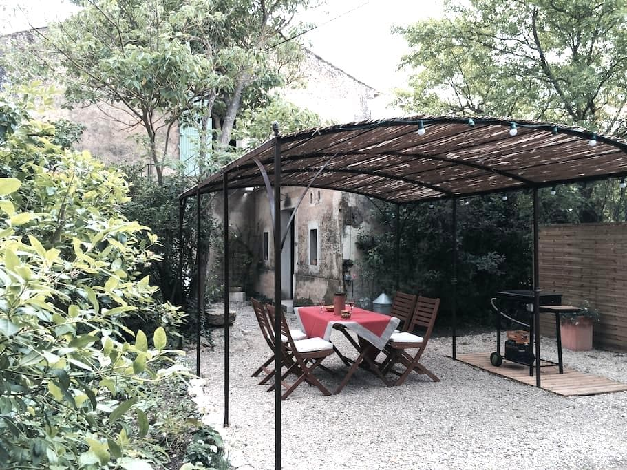 Appart. privé dans Mas Provençal - Cavaillon