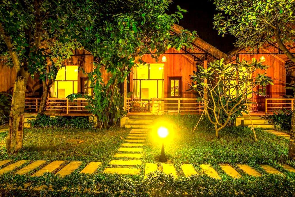 幸福里木屋别墅Happiness Hu Tong Boutique - Krong Siem Reap - Villa