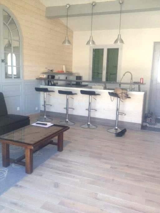 appartement tout confort terrasse  plein sud - Valensole