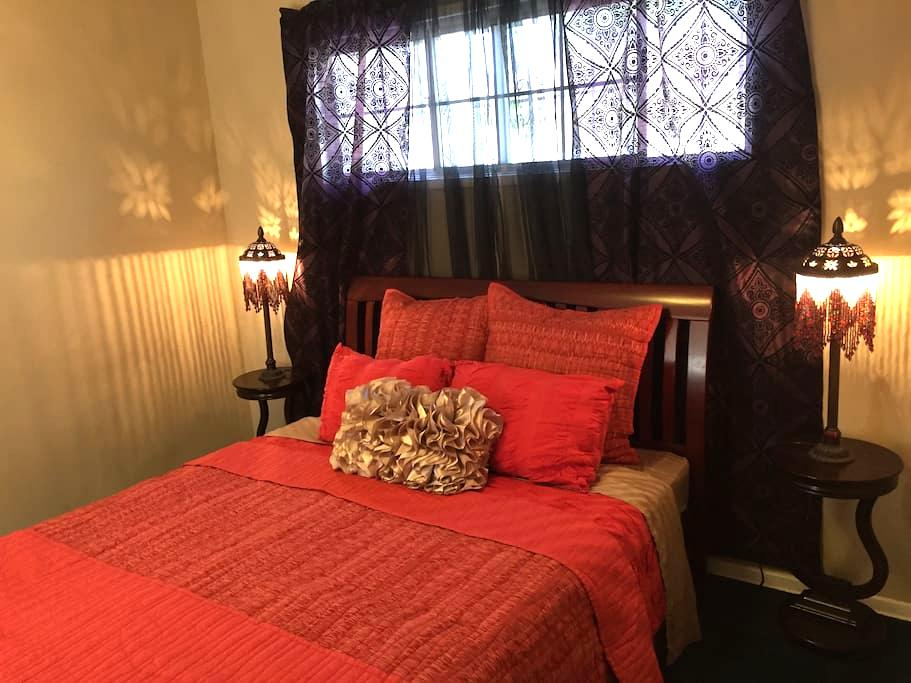 Comfortable private room bathroom - Montebello - Dom