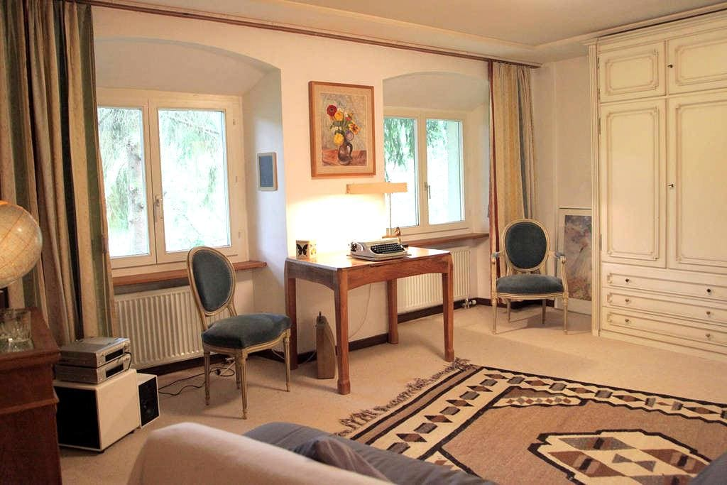 Very large room in the countryside! - Holderbank - Haus