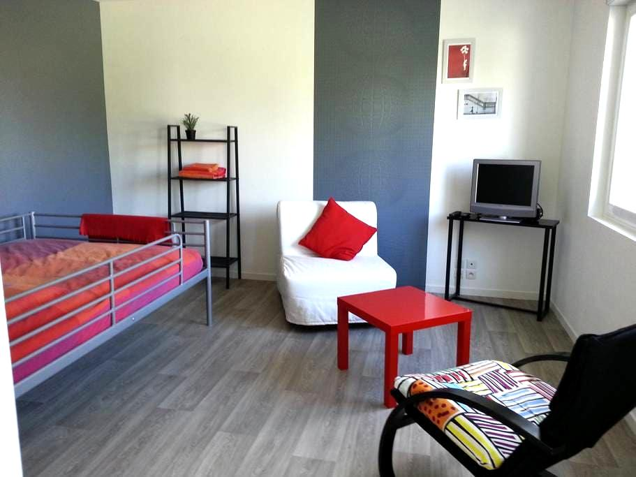 Studio plein coeur de Vertou - Vertou - Apartment