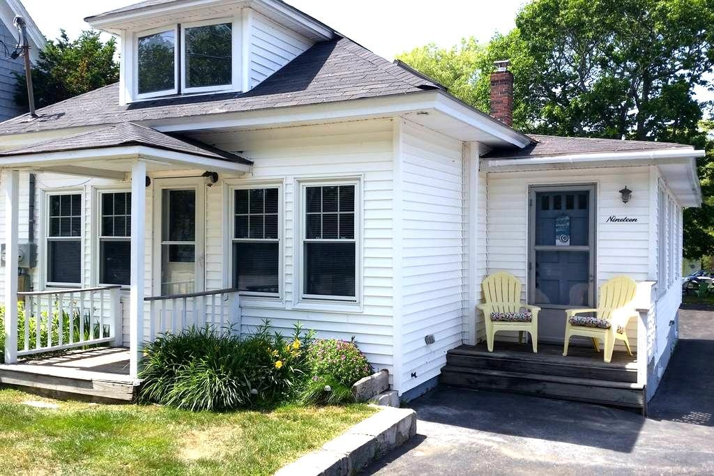 Adorable Beach House Across the Street From Beach! - Scarborough - Hus