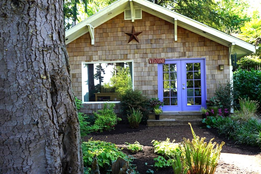 The Private Peaceful Cottage - Bainbridge Island - Cabin