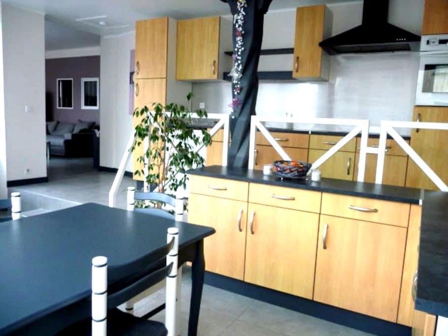 Appartement 2 pièces au cœur des 3 frontières - Hésingue - Huoneisto