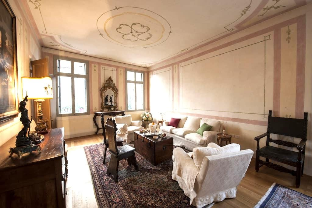 Luxury Apartment in Asolo's Center - Asolo - Huoneisto