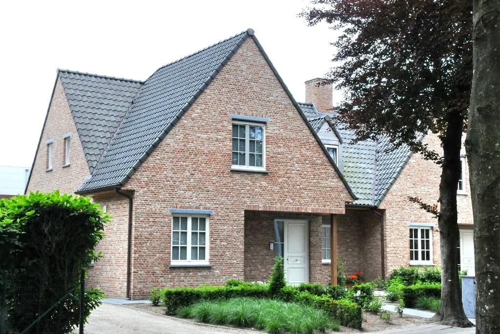 Villa 'Bosrand' - Hertsberge-Oostkamp - Casa