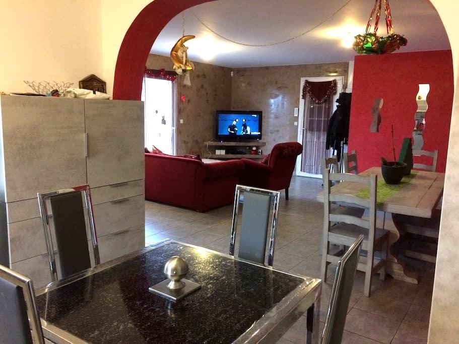 Appartement 136m2 pleine pied - Taponas - 公寓