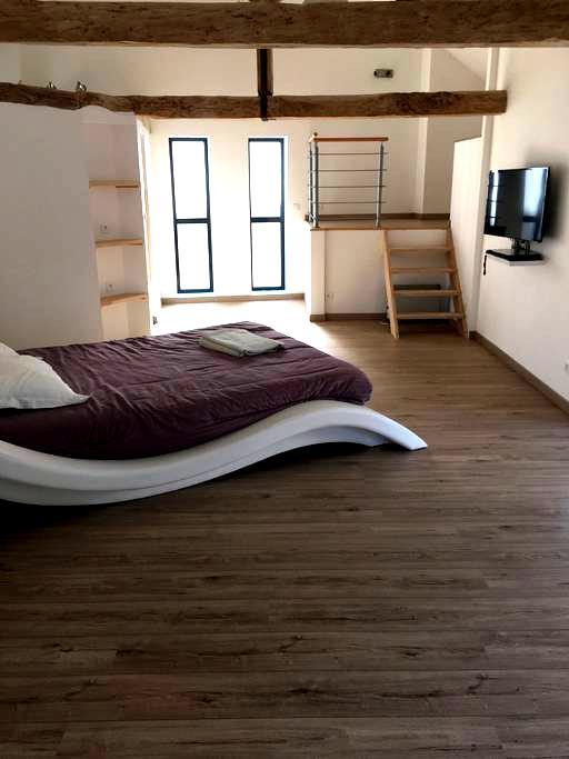 Bel appartement chaleureux - Briatexte - Apartemen
