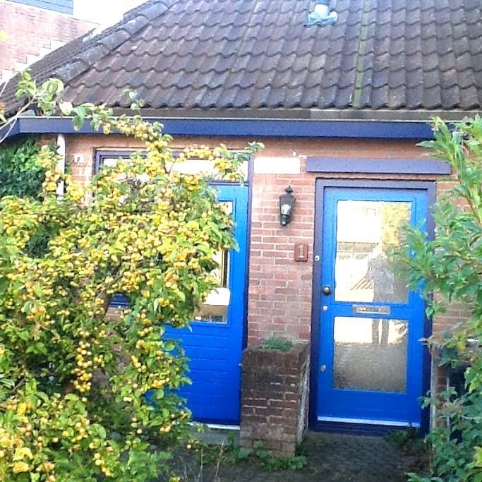 Cosy house 17 minutes from Amsterdam - Purmerend - Dom