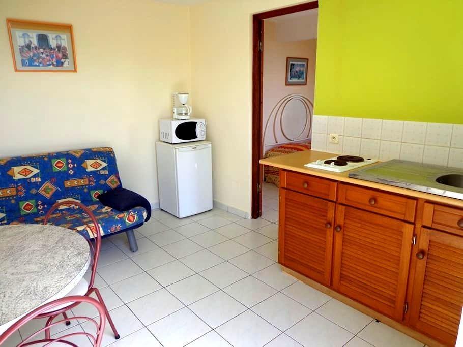 GITES JV - Basse-Terre - Apartamento