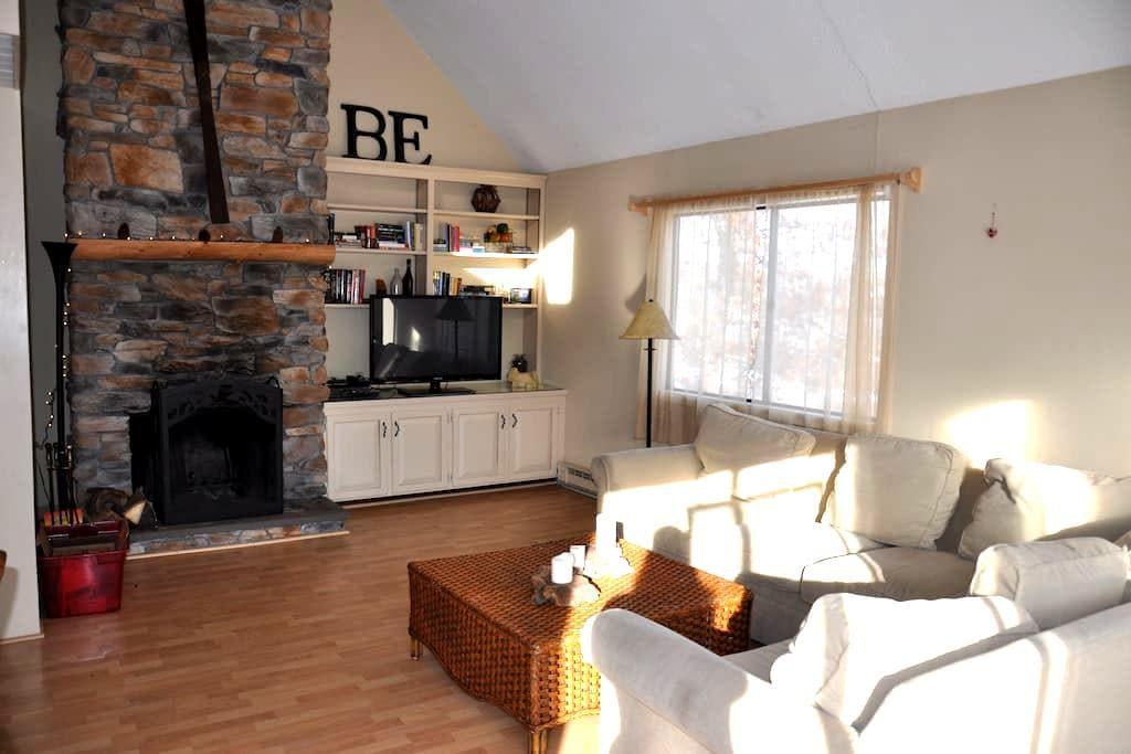 Spacious Condo in Vermont Hills  - Hartford - Rumah