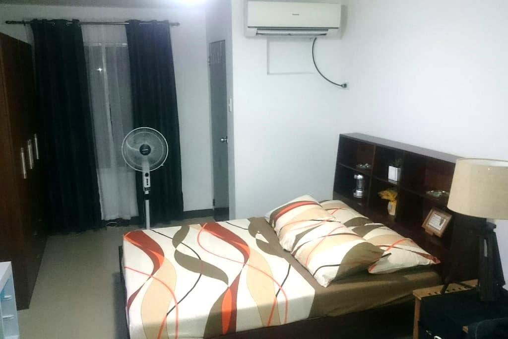 25sqm studio condominium at Tipolo - Ciutat de Mandaue - Pis