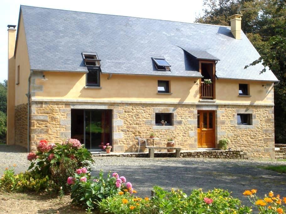 Domaine de Braffais - Gîte Germaine - Braffais - Talo