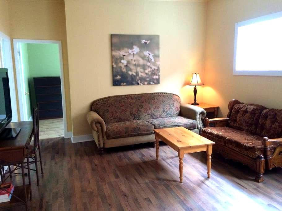 3 bedroom apartment in center of town W&D - Antigonish