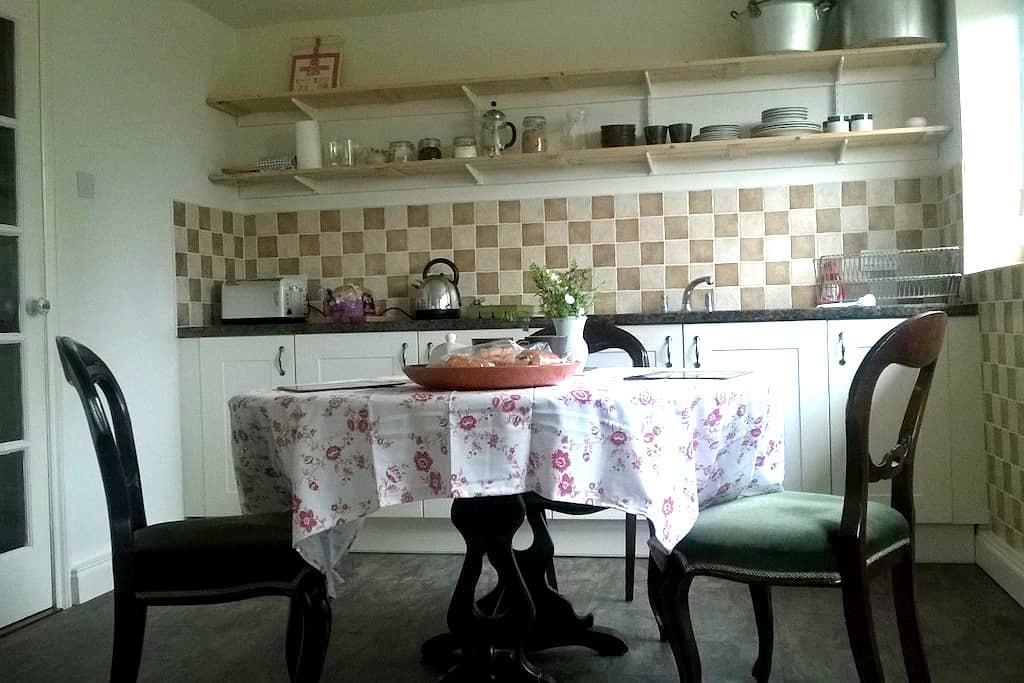 Self contained flat, Newcastle, Durham, Gateshead - Tantobie - Apartamento