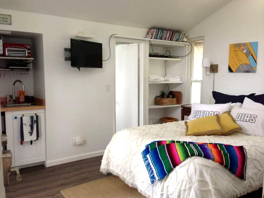 RDM Coastal Studio with Patio  - Aptos - Casa
