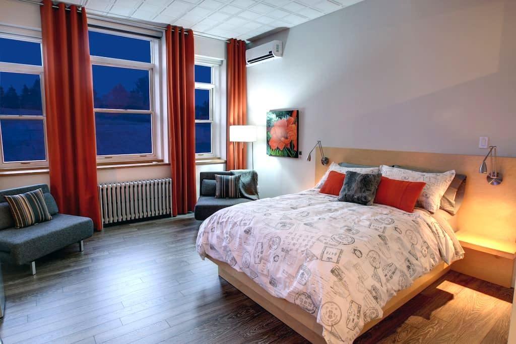 Magnifique Suite tout équipée! - Vallee Jonction - Wohnung