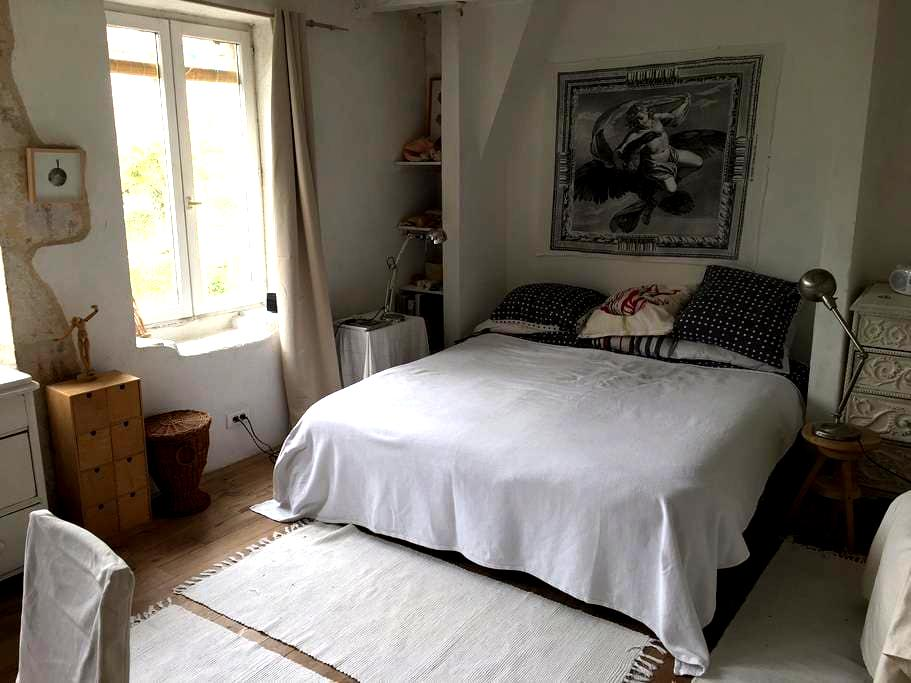Chez Jane - Montcuq - บ้าน