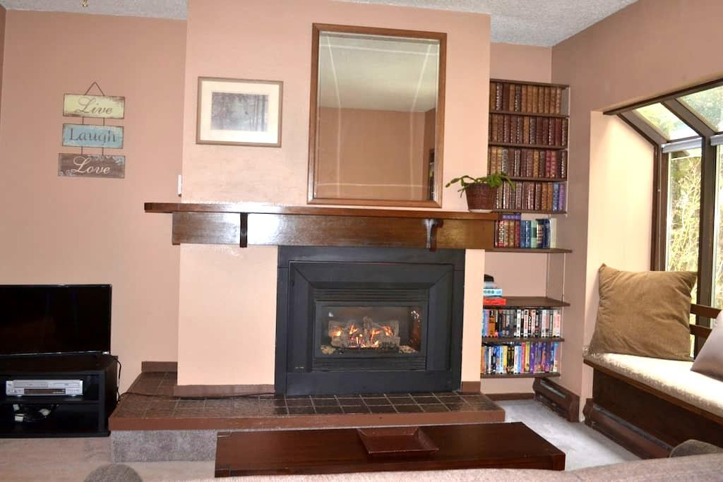 Snowater Warm Cozy Condo- Enjoy Mt. Baker - Glacier - Condominium