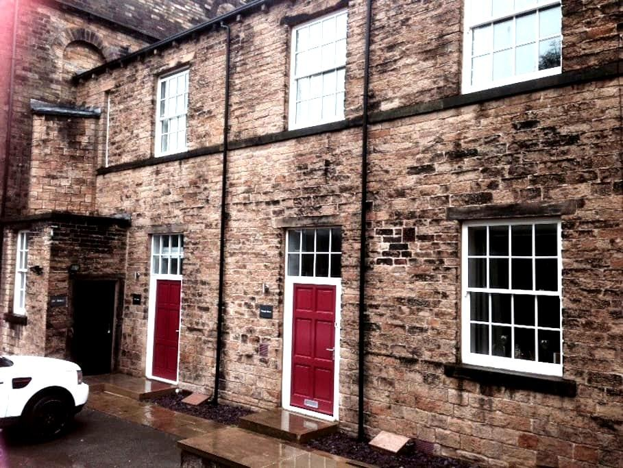 Character one bedroom house - Mirfield - Talo