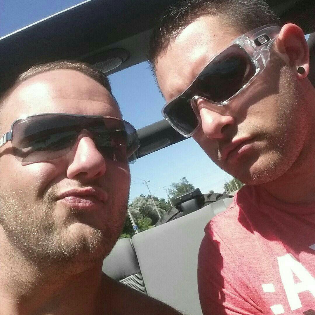 Adam & Travis from London