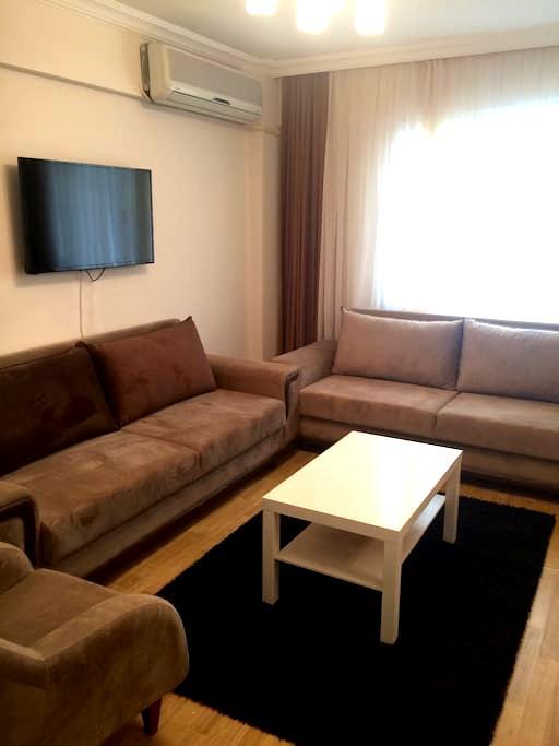 Lux 2+1 Apart - Konak - Διαμέρισμα