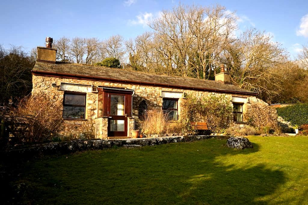 Idyllic seaside rustic cottage, AONB Bird Reserve - Silverdale