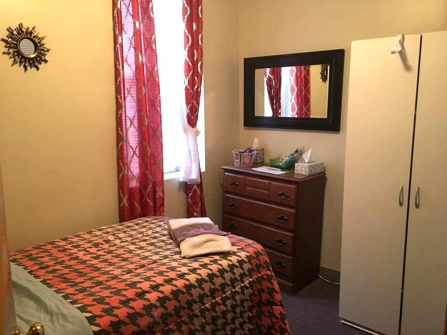 Boston Logan Airport Small Room - Boston - Appartement
