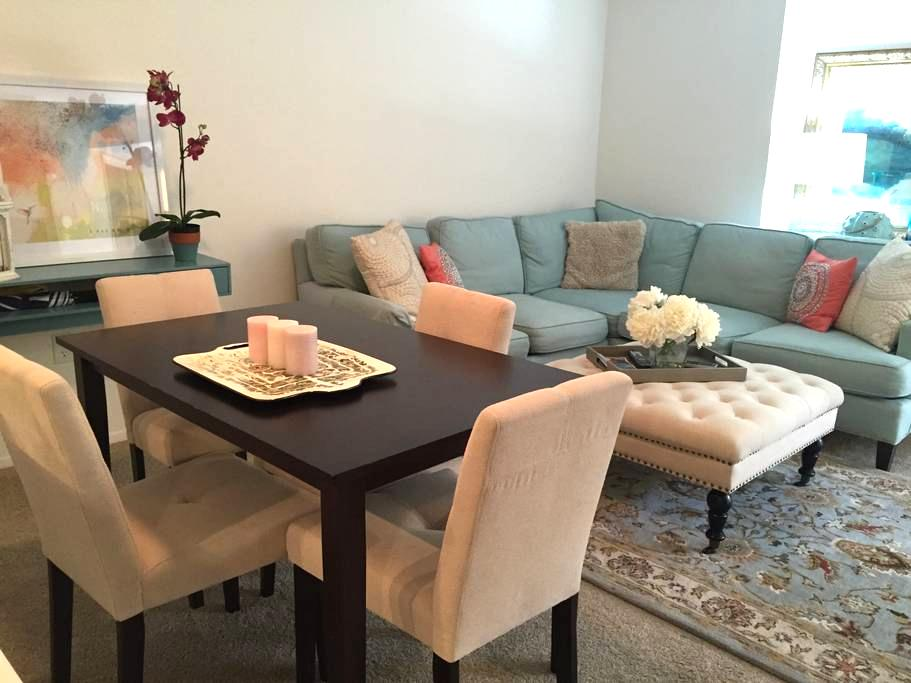2bed2bath classy suite,walk to marina & convention - 聖地牙哥 - 公寓