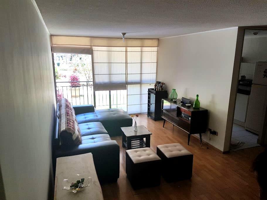 Habitación Zona Residencial - San Miguel, PE - Apartament
